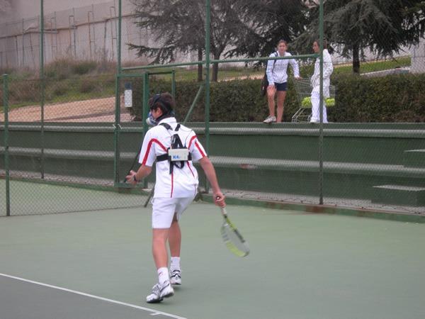 VO2max для тенісистів