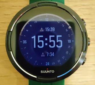 Как внести пульсовые зоны в часы Suunto